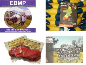 Environmental management packages for a wide range of farming enterprises have been available for a decade or more but none have been adopted by major supermarkets for use by their own suppliers. This situation reflects the high level of disinterest in on-farm environmental QA taken by consumers and is in stark contrast to their animal welfare concerns.