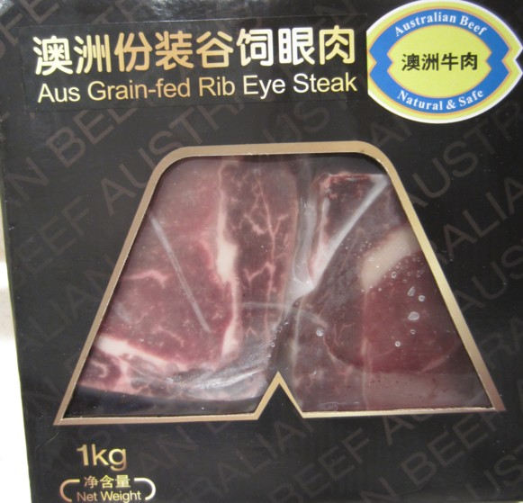 The growing number of middle income consumers in developing countries are attracted to  Product of Australia  branding as it provides confidence about quality and safety. Meat from live export animals can't carry the same assurances.